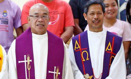 Novaliches priest is NASSA's new right-hand man