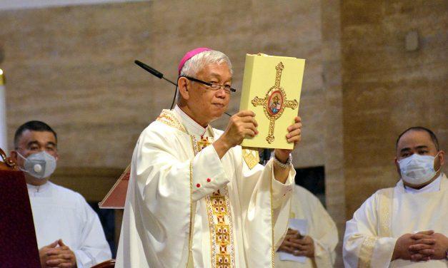 Bishop asks to adjust curfew hours during 'Simbang Gabi'