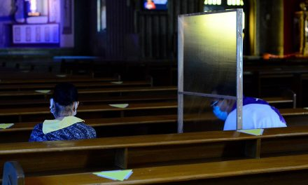 Church services now allowed at 10% seating capacity in GCQ areas