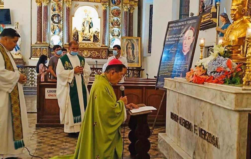 Sainthood candidate remembered on 66th death anniversary