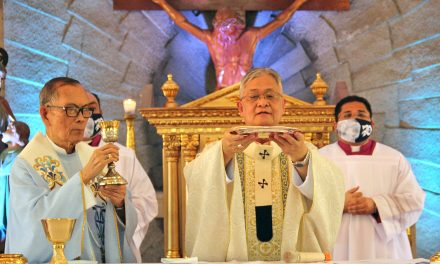 San Fernando archdiocese's seminary celebrates 70 years