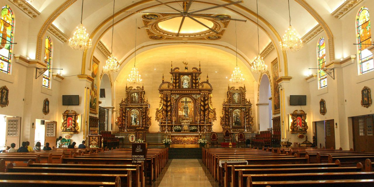 Pope designates oldest QC church as minor basilica