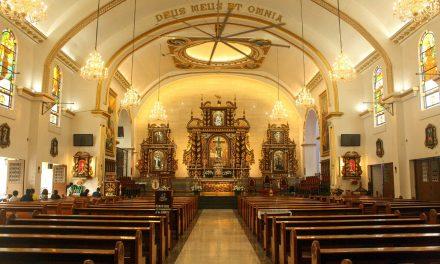 Pope designates oldest QC church as minor basilica