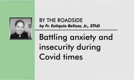 Battling anxiety and insecurity during Covid times