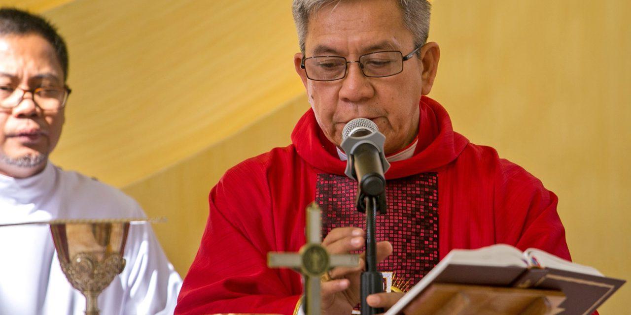 Duterte blew chance to unite Filipinos amid pandemic — bishop