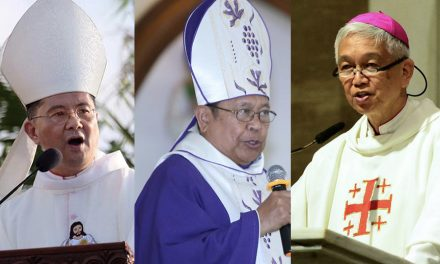 Forget not lessons from martial law — bishops