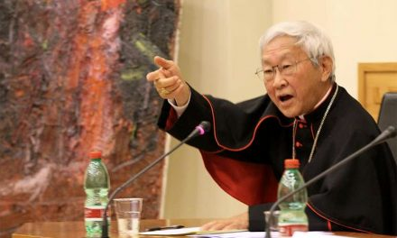 Cardinal Zen: 'No confidence' in HK religious freedom after new security law