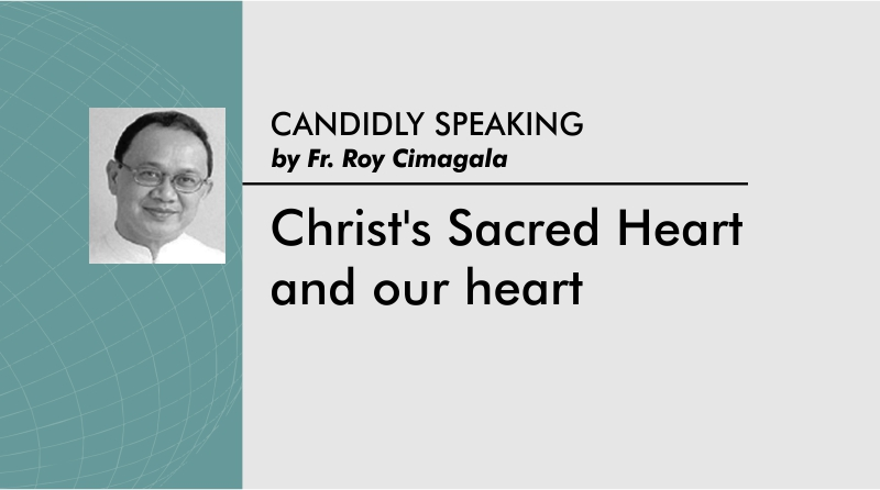 Christ's Sacred Heart and our heart