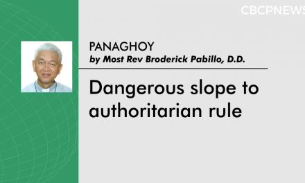 Dangerous slope to authoritarian rule