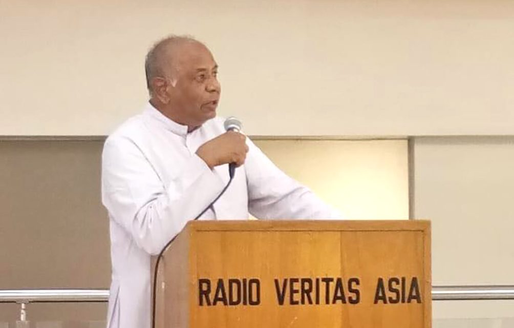 Asian bishops' former top media person, Father Raymond Ambroise, dies