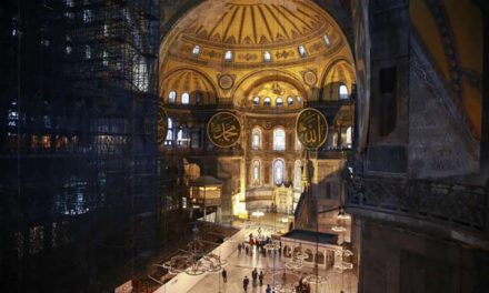 Pope Francis expresses sadness after Hagia Sophia is declared a mosque