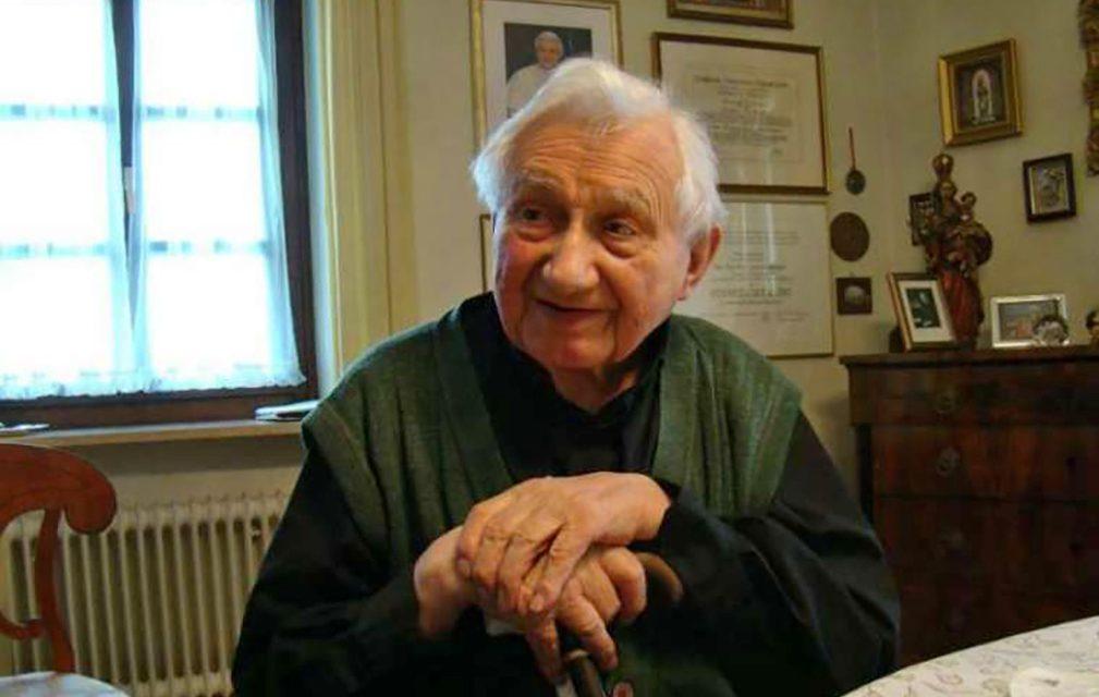 Benedict XVI's brother Georg Ratzinger has died