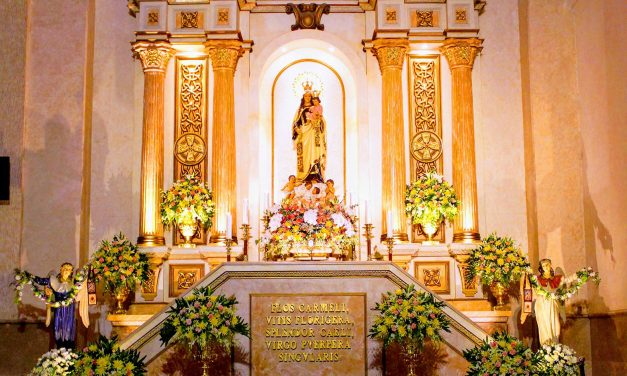 Pope approves canonical coronation of Our Lady of Mount Carmel