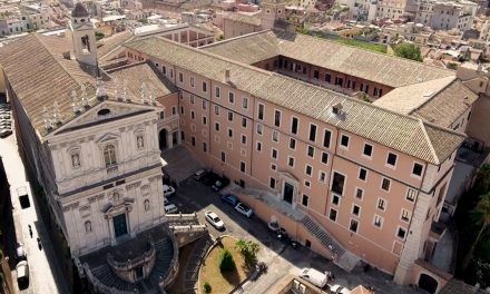 Rome's pontifical universities prepare to resume in-person classes
