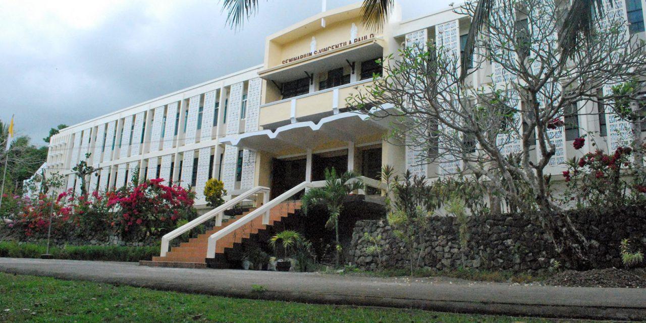 Calbayog seminary celebrates 110th anniversary