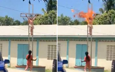 Arson at Caribbean church sparks tension between Catholic and Rastafarian leaders