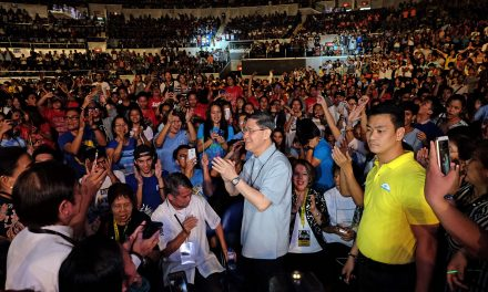 Amidst pandemic, huge youth conference moves online