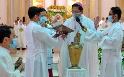 Bishop to gov't: Focus on survival, not death