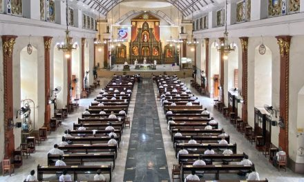 Chrism Mass: Capiz archbishop asks to pray for priests
