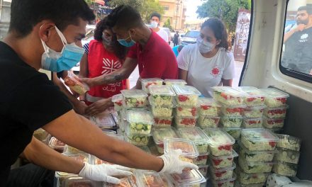 Catholic groups aid recovery after Beirut explosion