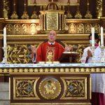 Archbishop Valles: 'I am back'