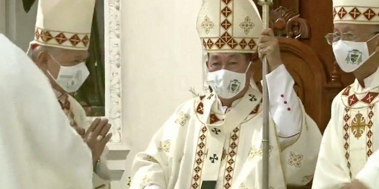 Archbishop Cabantan takes helm of Cagayan de Oro archdiocese