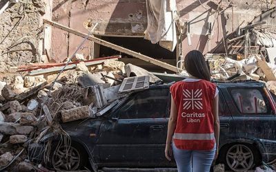 Knights of Columbus donating $250,000 after Beirut explosion