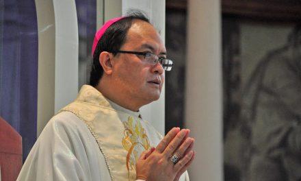 Bishop calls for young healthcare volunteers