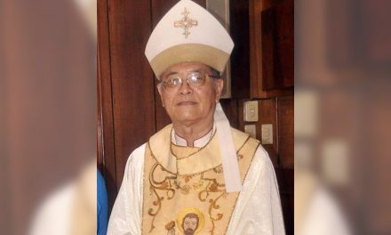 Another Filipino bishop tests positive for coronavirus