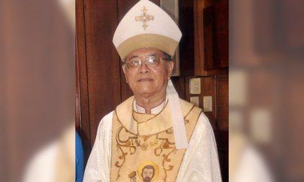 Another Filipino bishop tests positive for coronavirus