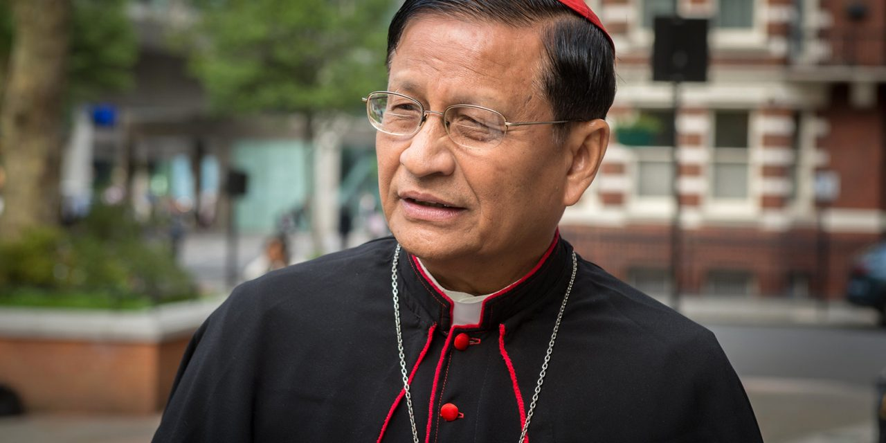 Cardinals condemn China's 'potential genocide' of Uyghurs