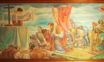 NHCP affirms Limasawa Island   as site of 'First Easter Sunday Mass'
