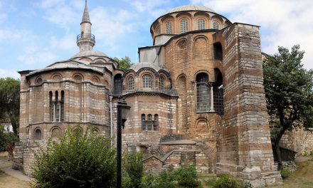 Turkey turns second historic Istanbul church into mosque