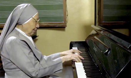 Church musician Sr. Anunciata dies at 85