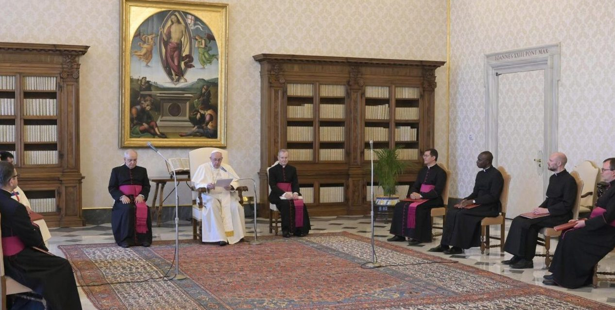 Pope Francis: Make coronavirus vaccine available to all