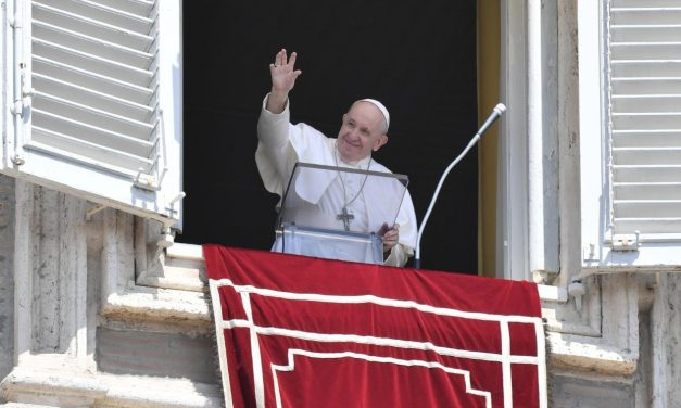 Pope Francis tells youth at Medjugorje: Be inspired by the Virgin Mary