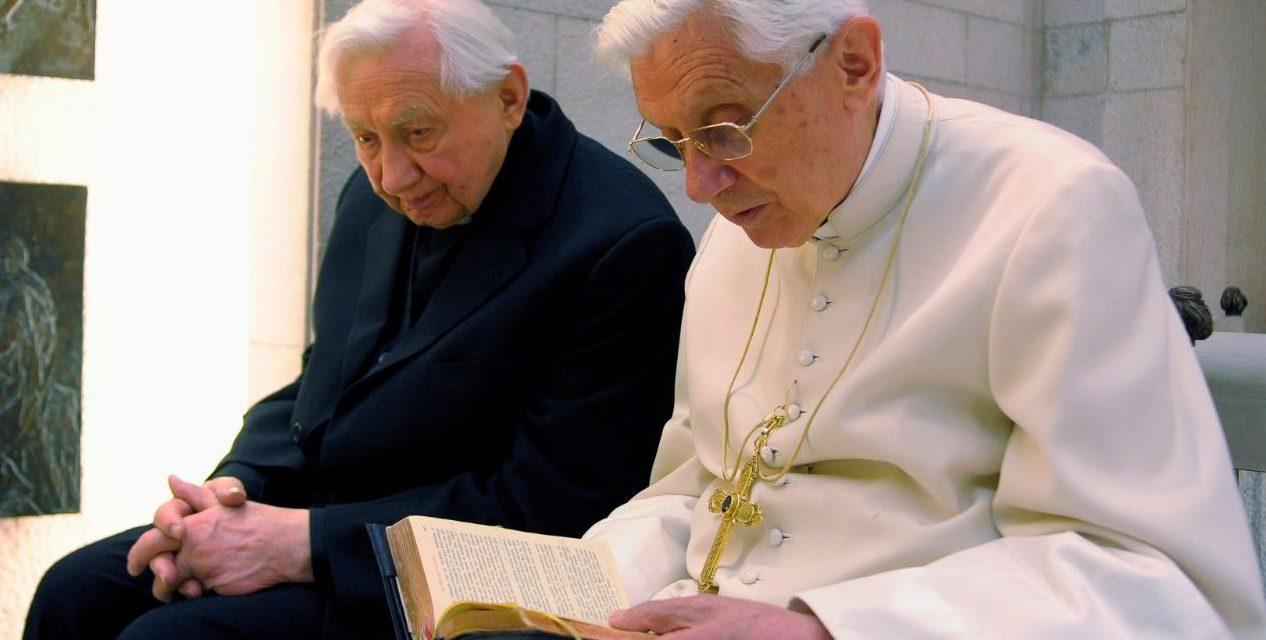 Benedict XVI unwell since visit to Germany