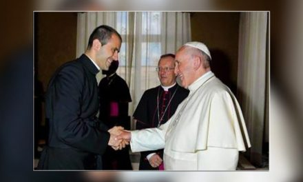 Pope Francis appoints new personal secretary