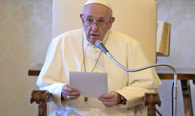Catholic social teaching is 'fundamental' to tackling world issues, Pope Francis says