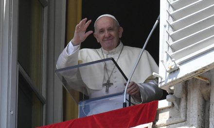 Pope Francis: Mary's Assumption was a 'giant leap for mankind'