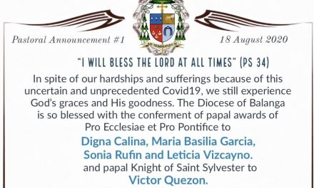 5 lay Filipinos receive papal awards for church service