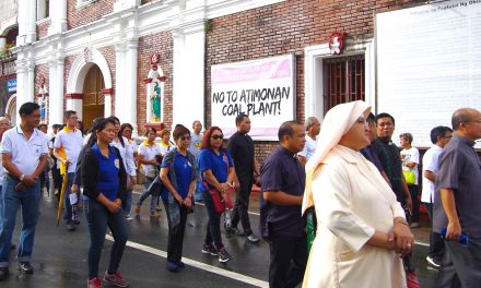Bishop, clergy in Quezon oppose coal plant projects