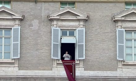 Everything is unmerited grace, Pope Francis says