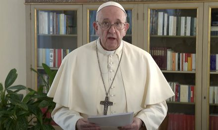 In UN message, Pope Francis decries abortion and family breakdown