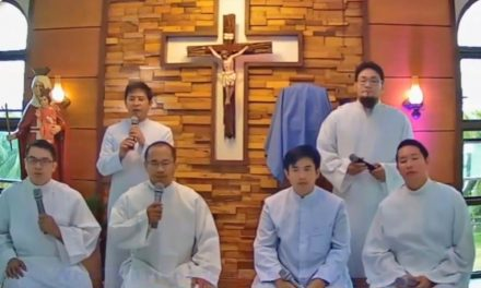 Capiz seminary holds virtual tribute concert for Covid-19 frontliners
