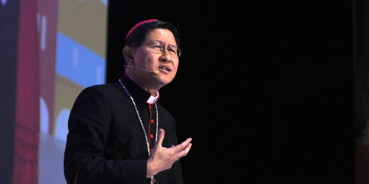 Cardinal Tagle: Diversity is not 'an enemy' of evangelization