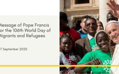 Like Jesus Christ, forced to flee