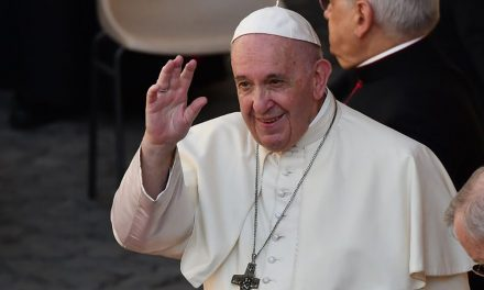 Pope Francis makes surprise donation to struggling poultry workers