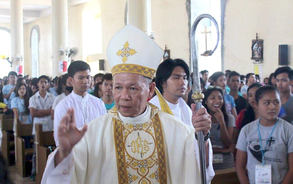 Pope Francis appoints Cardinal Advincula as new Manila archbishop