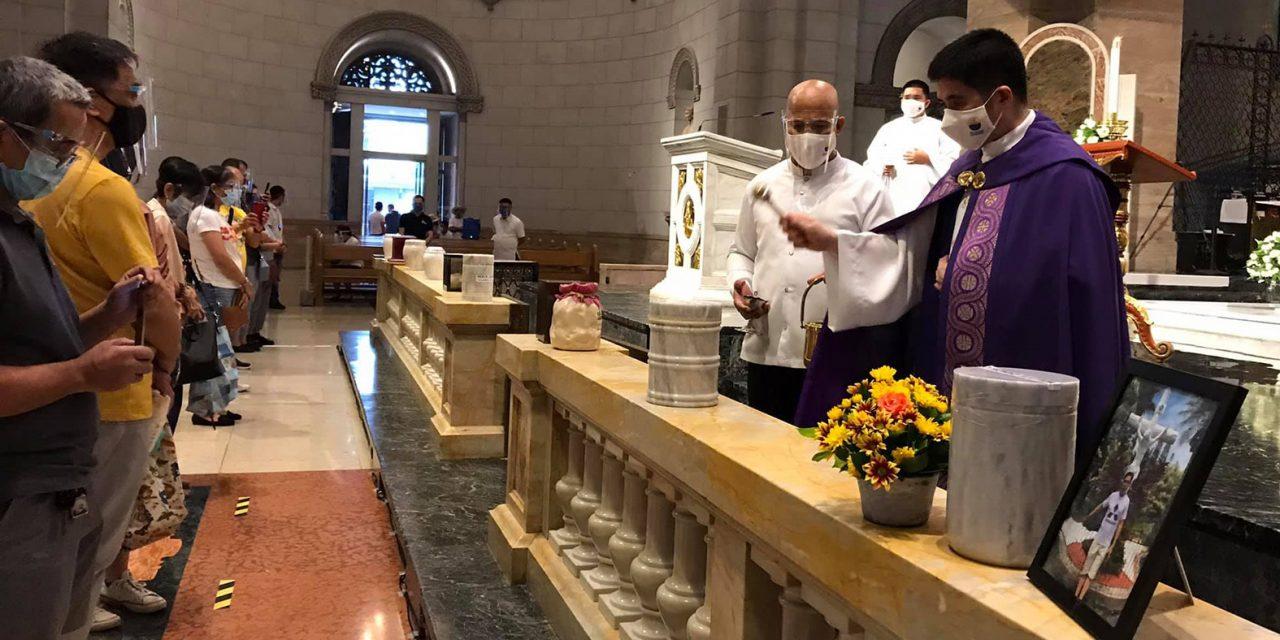 Don't keep cremation ashes at home, bishop tells Catholics